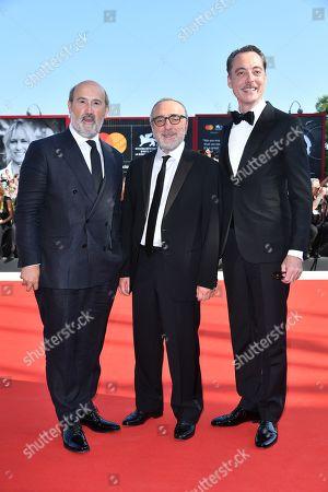 Javier Camara, Silvio Orlando, Maurizio Lombardi