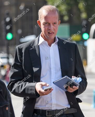 Conservative Nick Boles is seen in Westminster