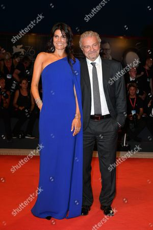 Editorial photo of Filming Italy Best Movie awards, Arrivals, 76th Venice Film Festival, Italy - 01 Sep 2019
