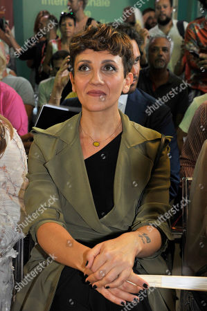 Stock Picture of Lucia Ocone