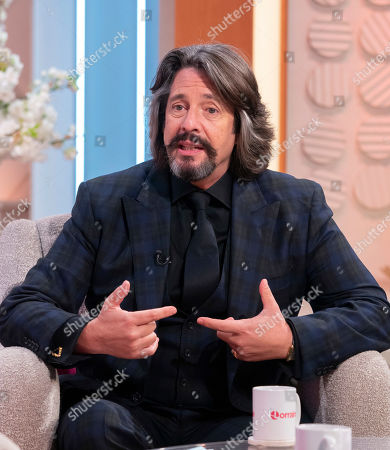Editorial picture of 'Lorraine' TV show, London, UK - 02 Sep 2019