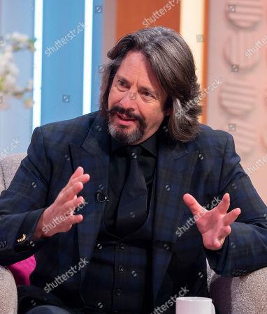 Editorial photo of 'Lorraine' TV show, London, UK - 02 Sep 2019