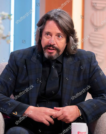 Stock Photo of Laurence Llewelyn-Bowen