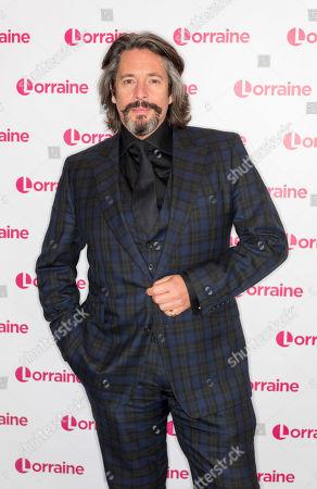 Editorial image of 'Lorraine' TV show, London, UK - 02 Sep 2019