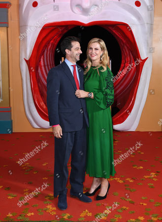 Editorial picture of 'IT Chapter Two' European premiere, The Vaults Waterloo, London, UK - 02 Sep 2019