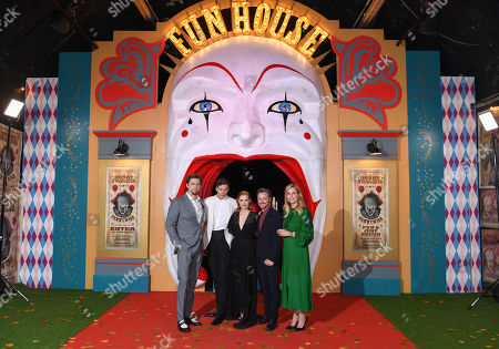 Andy Muschietti, Bill Skarsgard, Jessica Chastain, James McAvoy, Barbara Muschietti