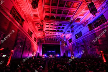 Editorial picture of The Proclaimers in concert, Brangwyn Hall, Swansea, Wales, UK - 01 Sep 2019