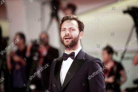 Stock Image of Alessandro Borghi