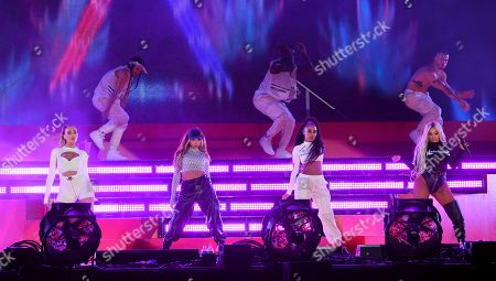 Little Mix - Jesy Nelson, Leigh-Anne Pinnock, Jade Thirlwall and Perrie Edwards