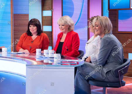 Editorial picture of 'Loose Women' TV show, London, UK - 02 Sep 2019