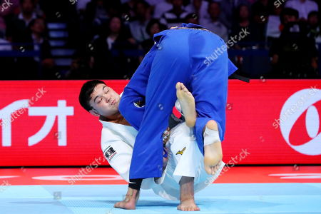 Editorial picture of World Judo Championships, Tokyo, Japan - 30 Aug 2019