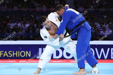 Editorial image of World Judo Championships, Tokyo, Japan - 30 Aug 2019