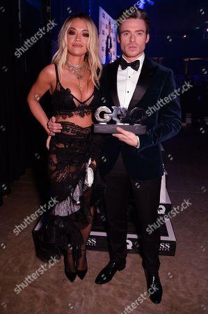 Stock Image of Rita Ora and Richard Madden