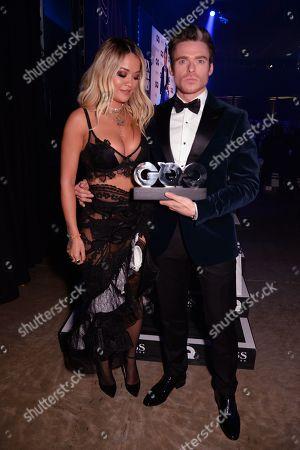Rita Ora and Richard Madden