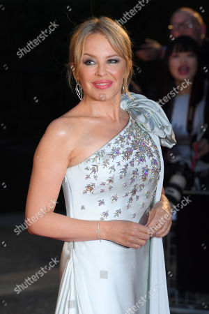 Stock Image of Kylie Minogue