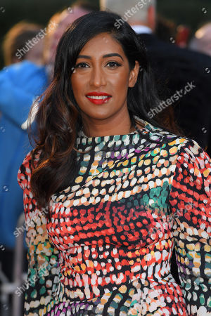 Stock Picture of Tina Daheley