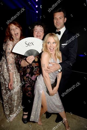 Kylie Minogue and guests