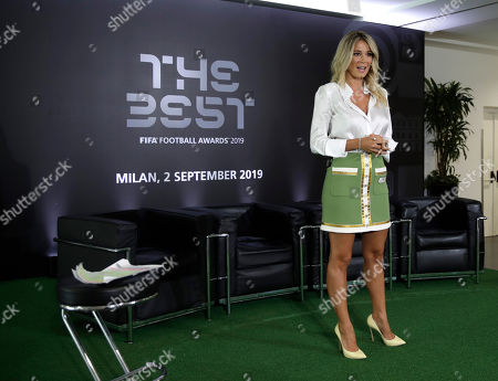 Editorial photo of Soccer Fifa Best Awards, Milan, Italy - 02 Sep 2019