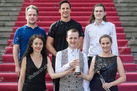 Editorial image of Press conference of winners of Opus Klassik award 2019 in Berlin, Germany - 02 Sep 2019