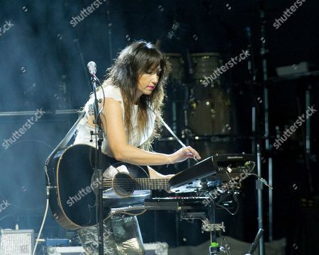 Stock Picture of KT Tunstall