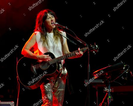 Stock Image of KT Tunstall