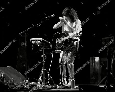 Stock Photo of KT Tunstall