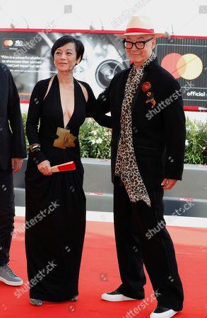 Sylvia Chang and director Yonfan