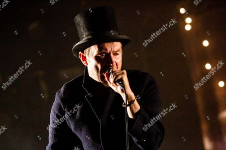 Stock Image of The Good, the Bad & the Queen - Damon Albarn