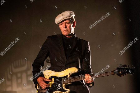 Stock Picture of The Good, the Bad & the Queen - Paul Simonon