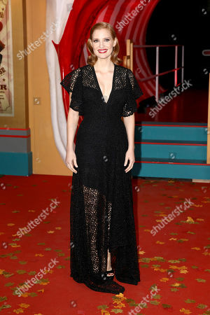 Editorial image of It Chapter 2 Premiere, London, United Kingdom - 02 Sep 2019