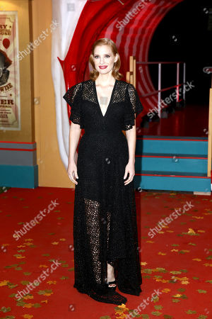 Editorial photo of It Chapter 2 Premiere, London, United Kingdom - 02 Sep 2019