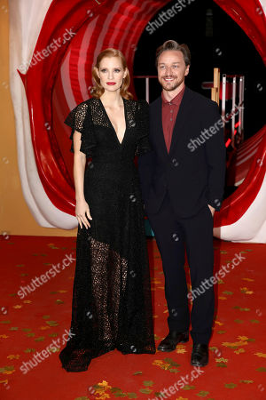 Editorial picture of It Chapter 2 Premiere, London, United Kingdom - 02 Sep 2019