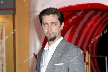 Andy Muschietti poses for photographers on arrival at the European Premiere of the film 'It Chapter 2' in central London on