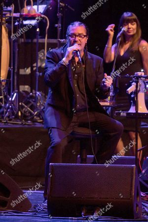 Stock Picture of Mike Patton, with his project Mondo Cane.