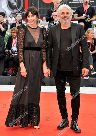 Editorial picture of 'Martin Eden' premiere, 76th Venice Film Festival, Italy - 02 Sep 2019