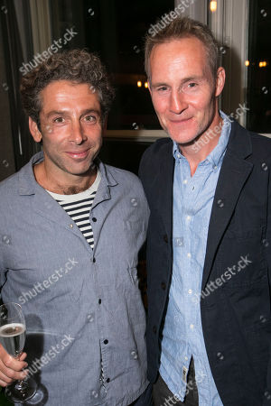 Stock Picture of Elliot Levey and Peter McDonald