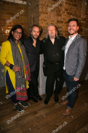 Editorial photo of 'The Son' play, West End Transfer, London, UK - 02 Sep 2019