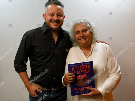 Editorial picture of Laura Esquivel, Mexico City, Mexico - 21 Aug 2019