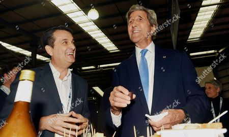 Editorial photo of Former US Secretary Of State John F. Kerry visits Australia, Melbourne - 03 Sep 2019