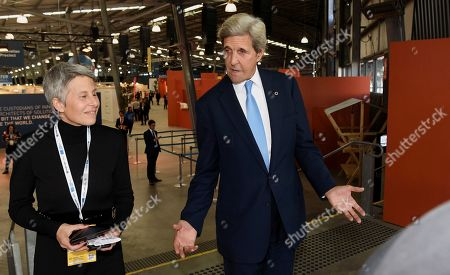 Editorial image of Former US Secretary Of State John F. Kerry visits Australia, Melbourne - 03 Sep 2019