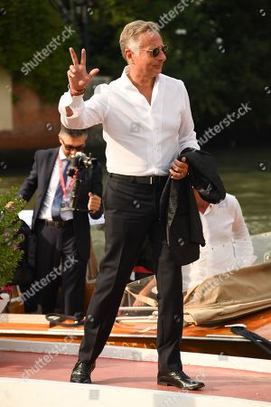 Editorial picture of Arrivals, Day 7, 76th Venice Film Festival, Italy - 02 Sep 2019