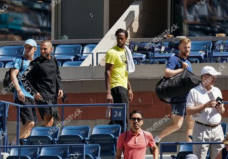 Editorial photo of US Open Tennis Championships, Day 9, USTA National Tennis Center, Flushing Meadows, New York, USA - 03 Sep 2019