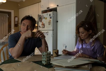 Shawn Doyle as Ben Landry and Camille Sullivan as Alice Landry