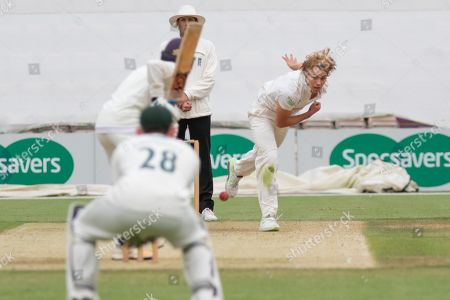 Editorial photo of Hampshire County Cricket Club v Leicestershire County Cricket Club, ECB 2nd XI Championship Final., Day One - 03 Sep 2019