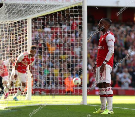 Editorial picture of Arsenal v Tottenham Hotspur, Premier League, Football, Emirates Stadium, London, UK - 01 Sep 2019