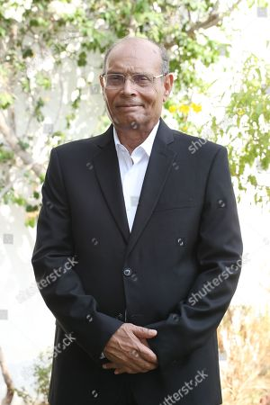 Moncef Marzouki, former President and Presidential candidate