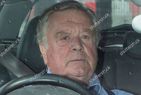 MP for Rushcliffe Kenneth Clarke arrives at The Houses of Parliament