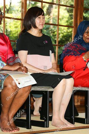 Editorial photo of Seventh International Conference on African Development at Yokohama Sankeien Garden, Yokohama city, Kanagawa pref, Japan - 29 Aug 2019