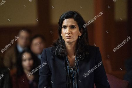 Stock Picture of Poorna Jagannathan as Katie Richmond