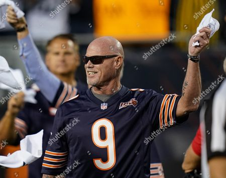 Editorial picture of Green Bay Packers v Chicago Bears, NFL, American Football, Soldier Field, Chicago, USA - 05 Sep 2019